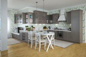 Кухня Кларис в стиле Прованс - Мебельная фабрика «Кухонный двор»