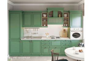Кухня классическая 032 - Мебельная фабрика «Ре-Форма»