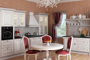 Кухня классическая Афина Аргенто - Мебельная фабрика «Лорена»