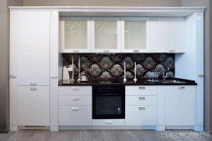 Кухня классическая белая - Мебельная фабрика «Люкс-С»