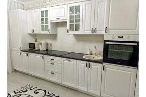 Кухня классическая белая МДФ - Мебельная фабрика «КУБ»