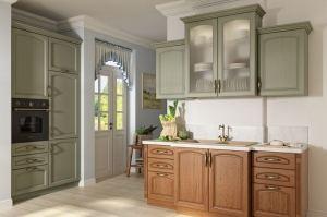 Кухня классическая Миссури - Мебельная фабрика «GeosIdeal»