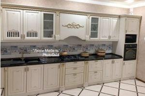 Кухня классическая прямая - Мебельная фабрика «Люси»