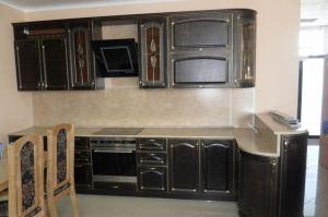 Кухня классическая с полуостровом - Мебельная фабрика «Кредо»