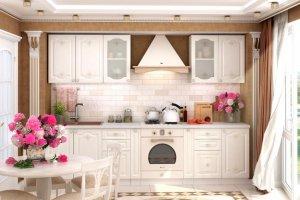 Кухня классическая Шарлиз - Мебельная фабрика «Сурская мебель»