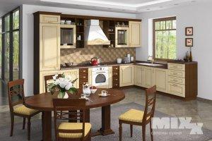 Кухня классическая Солерно - Мебельная фабрика «Кухни MIXX»