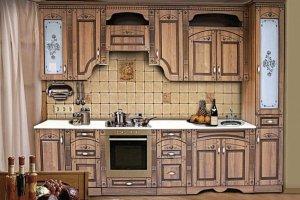 Кухня Классик орех - Мебельная фабрика «Трио»
