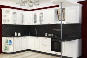 Кухня Классика - Мебельная фабрика «Континент-мебель»
