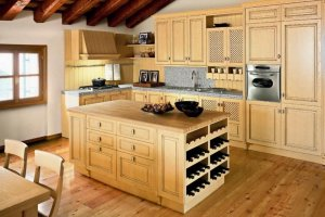 Кухня классика в стиле Прованс - Мебельная фабрика «SaEn»