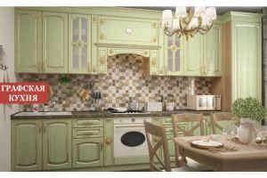 Кухня Классика Клио - Мебельная фабрика «Графская кухня»