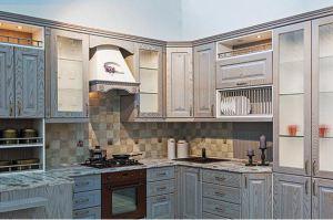 Кухня классика ОПЕРА угловая - Мебельная фабрика «NewLine»