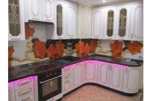 Кухня классика с подсветкой - Мебельная фабрика «ОЛИМП»