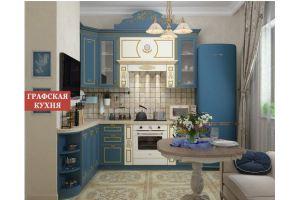 Кухня классика Сифора - Мебельная фабрика «Графская кухня»