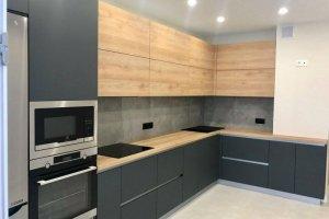 Кухня Комбинированная - Мебельная фабрика «ДиВа мебель»