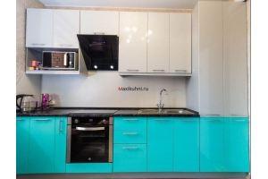 Кухня Компакт прямая - Мебельная фабрика «MaxiКухни»