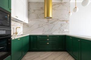 Кухня Корсика эмаль - Мебельная фабрика «ВерноКухни»