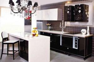 Кухня Квадра - Мебельная фабрика «Альпина»