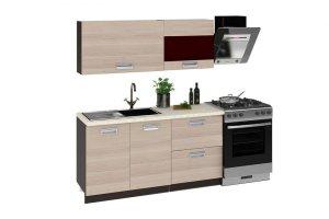 Кухня Латте 3 - Мебельная фабрика «Фиеста-мебель»