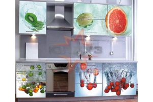 кухня ЛАЙМА - Мебельная фабрика «Юлдуз»