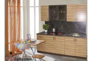 Кухня ЛДСП Дейман - Мебельная фабрика «Меркурий»