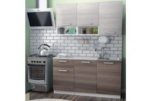 Кухня ЛДСП Dolce Vita 48 - Мебельная фабрика «Вита-мебель»