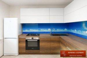 Кухня ЛДСП Каньон - Мебельная фабрика «Прима-сервис»