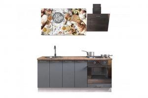Кухня ЛДСП комплект Мороженое - Мебельная фабрика «Балтика мебель»