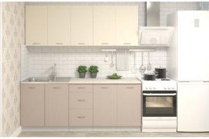 Кухня ЛДСП Лира - Мебельная фабрика «Кортекс-мебель»
