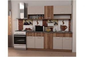 Кухня ЛДСП Марта - Мебельная фабрика «Трио мебель»