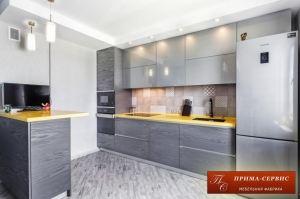 Кухня ЛДСП Нойс - Мебельная фабрика «Прима-сервис»