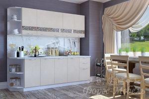 Кухня Лен ЛДСП - Мебельная фабрика «Форес-Мебель»