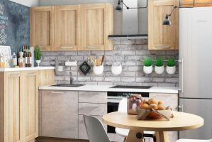 Кухня Леонардо - Мебельная фабрика «Энли»
