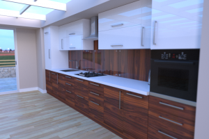 Кухня Leone в стиле модерн  - Мебельная фабрика «Avanto»
