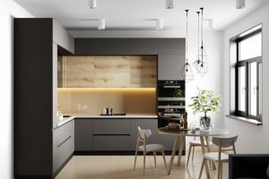 Кухня угловая Лера - Мебельная фабрика «Экомебель»