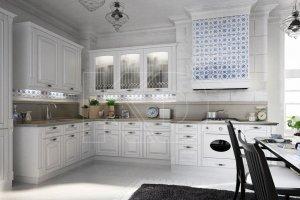 Кухня Лина с патиной - Мебельная фабрика «Кухонный двор»