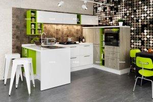 Кухня лофт - Мебельная фабрика «Мелиада»