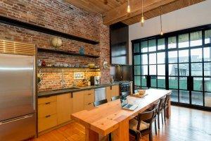 Кухня в стиле Лофт - Мебельная фабрика «SaEn»