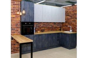 Кухня Лофт - Мебельная фабрика «Дэрия»