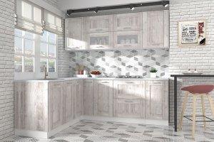 Кухня Лофт 12 - Мебельная фабрика «ДИАЛ»
