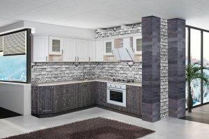 Кухня Лофт угловая - Мебельная фабрика «Бител»