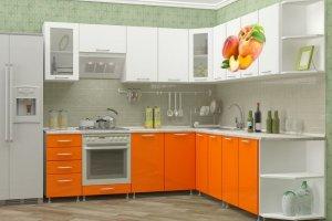 Кухня Лонгфорд угловая - Мебельная фабрика «Д.А.Р. Мебель»