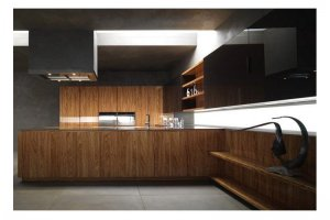 Кухня LUCIA Wood - Мебельная фабрика «KUCHENBERG»