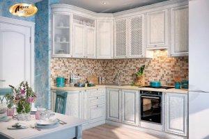 Кухня Мадлен-Прима - Мебельная фабрика «Ладос-мебель»