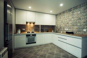 Кухня MAGIC GLOSS MG-04 - Мебельная фабрика «Элегрум»