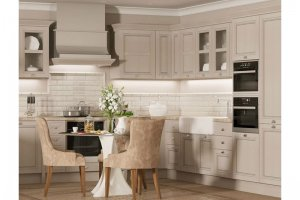 Кухня Манчестер лен - Мебельная фабрика «Командор»