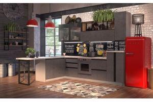 Кухня Манхеттен - Мебельная фабрика «Славичи»