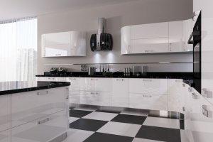 Кухня Мария МДФ эмаль - Мебельная фабрика «Юлис»