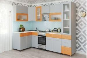 Кухня Марта-3.1 МДФ П - Мебельная фабрика «Лагуна»