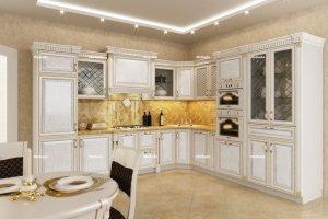 Кухня массив - Мебельная фабрика «Мелиада»