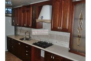 Кухня массив Амели - Мебельная фабрика «Основа-Мебель»